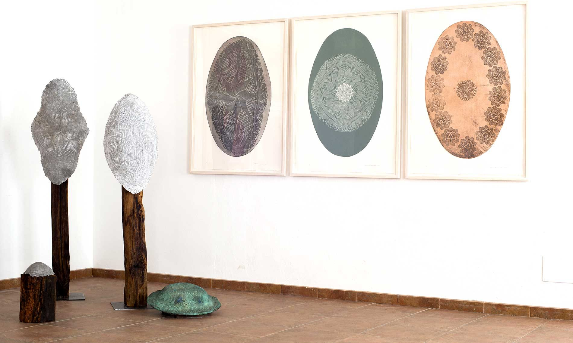 Opere di Francesca Gagliardi - Museo Tornielli