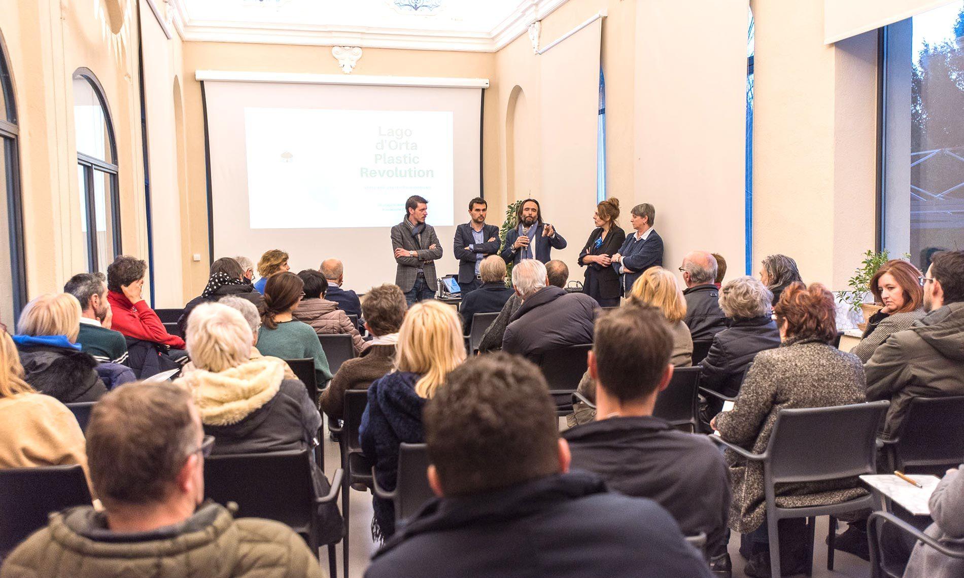 Conferenza stampa di presentazione del progetto