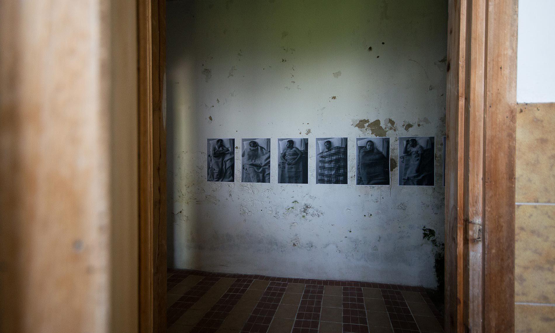Installazione di Paolo Minioni