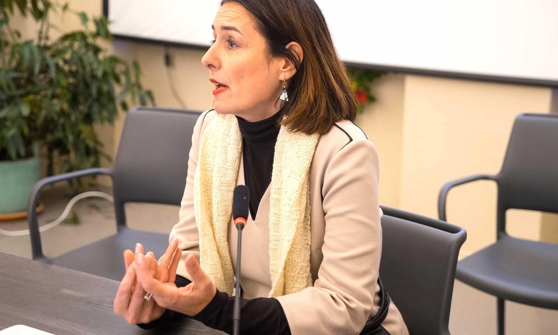 Elisa Fulco - curatrice di Art & Social Change