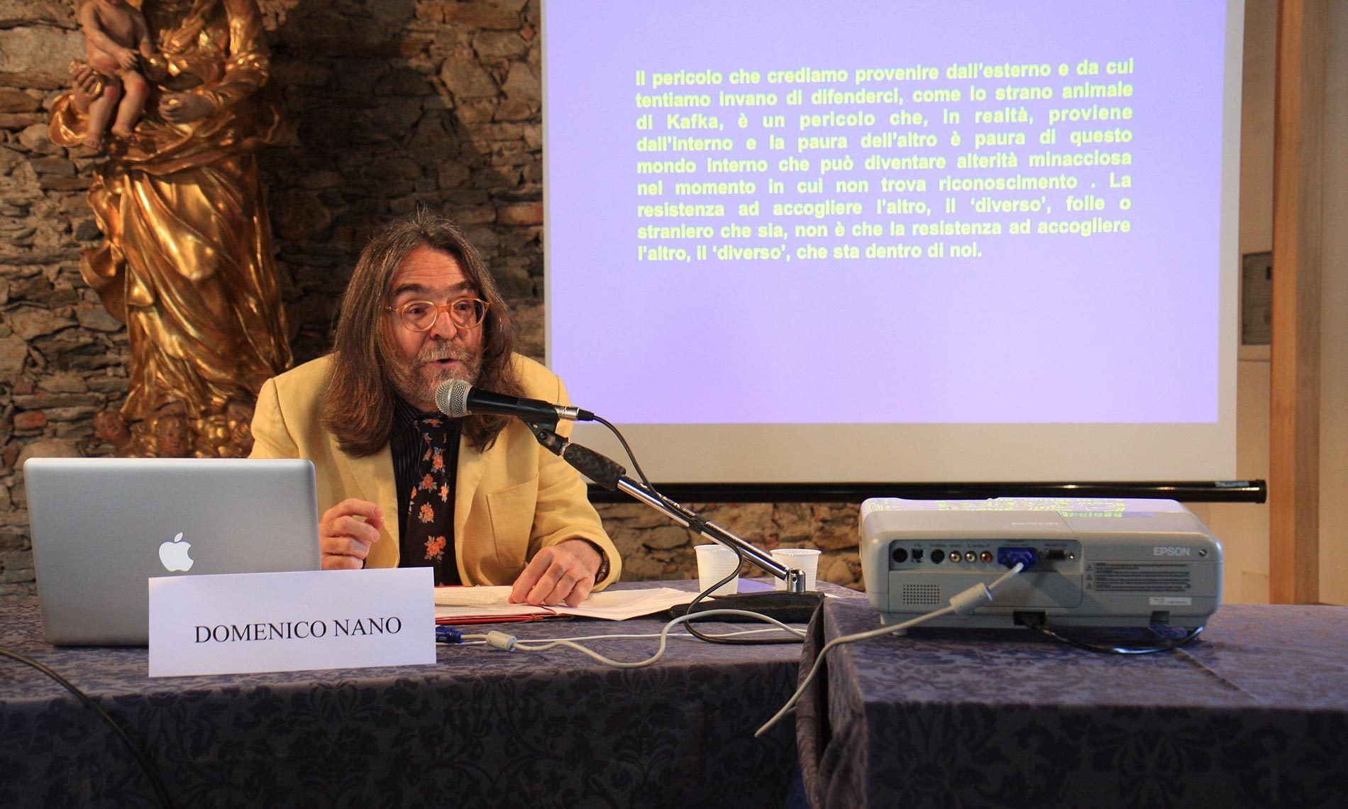 Domenico Nano a Futura 2010