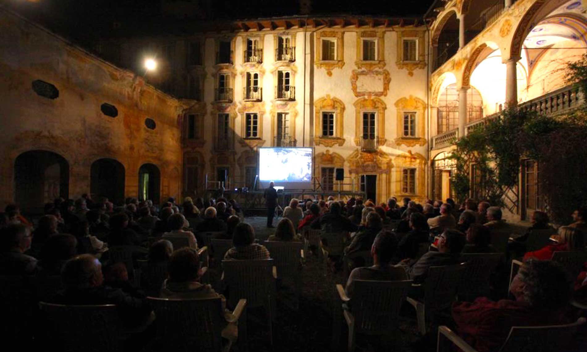 La notte della mondina a Villa Nigra, 2012