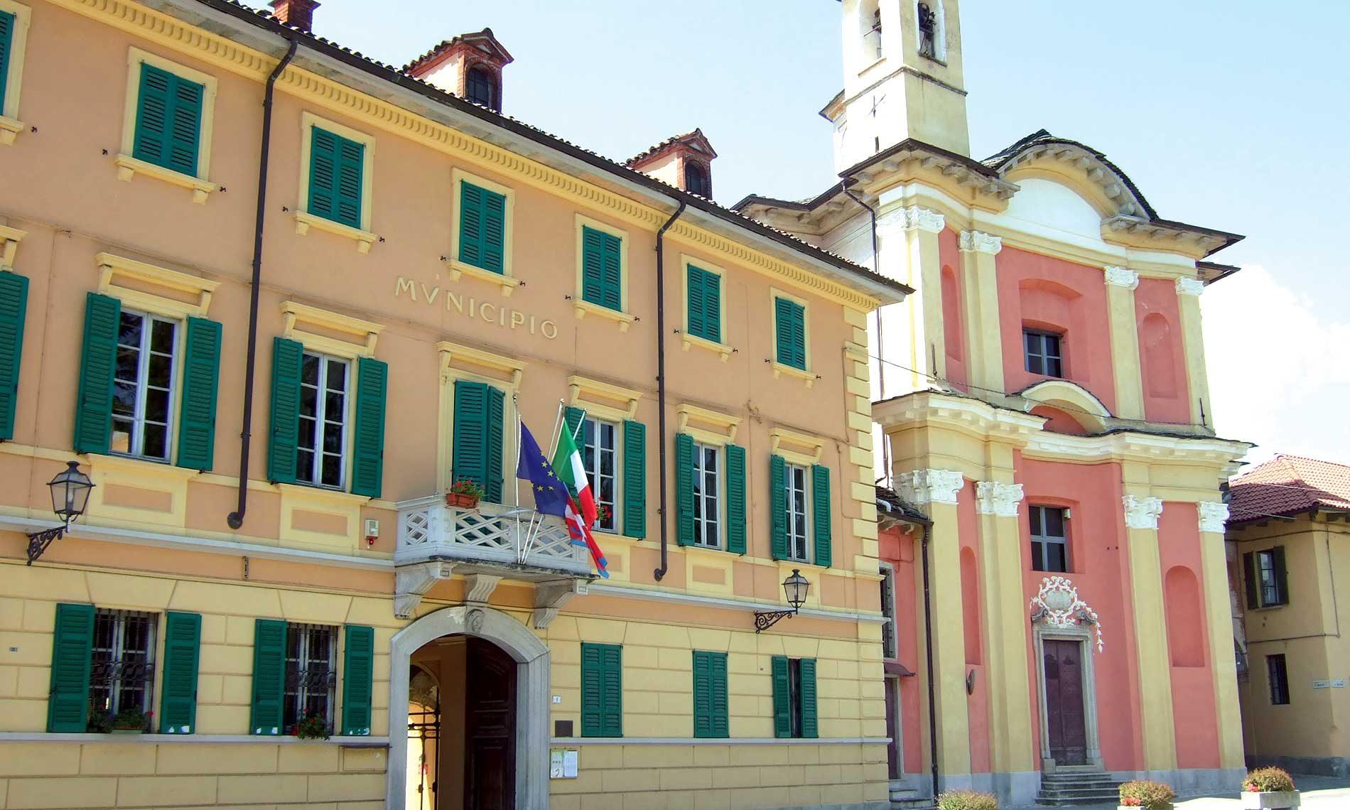 Palazzo Tornielli - Ameno