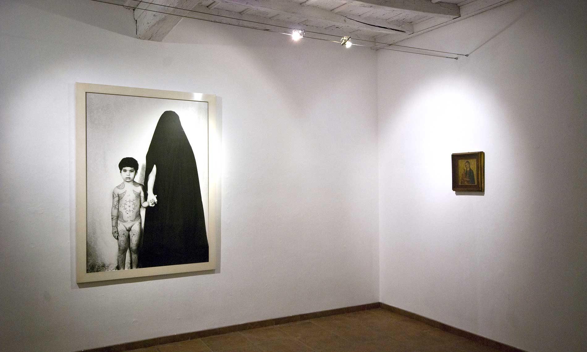 Shirin Neshat- Museo Tornielli - Ameno