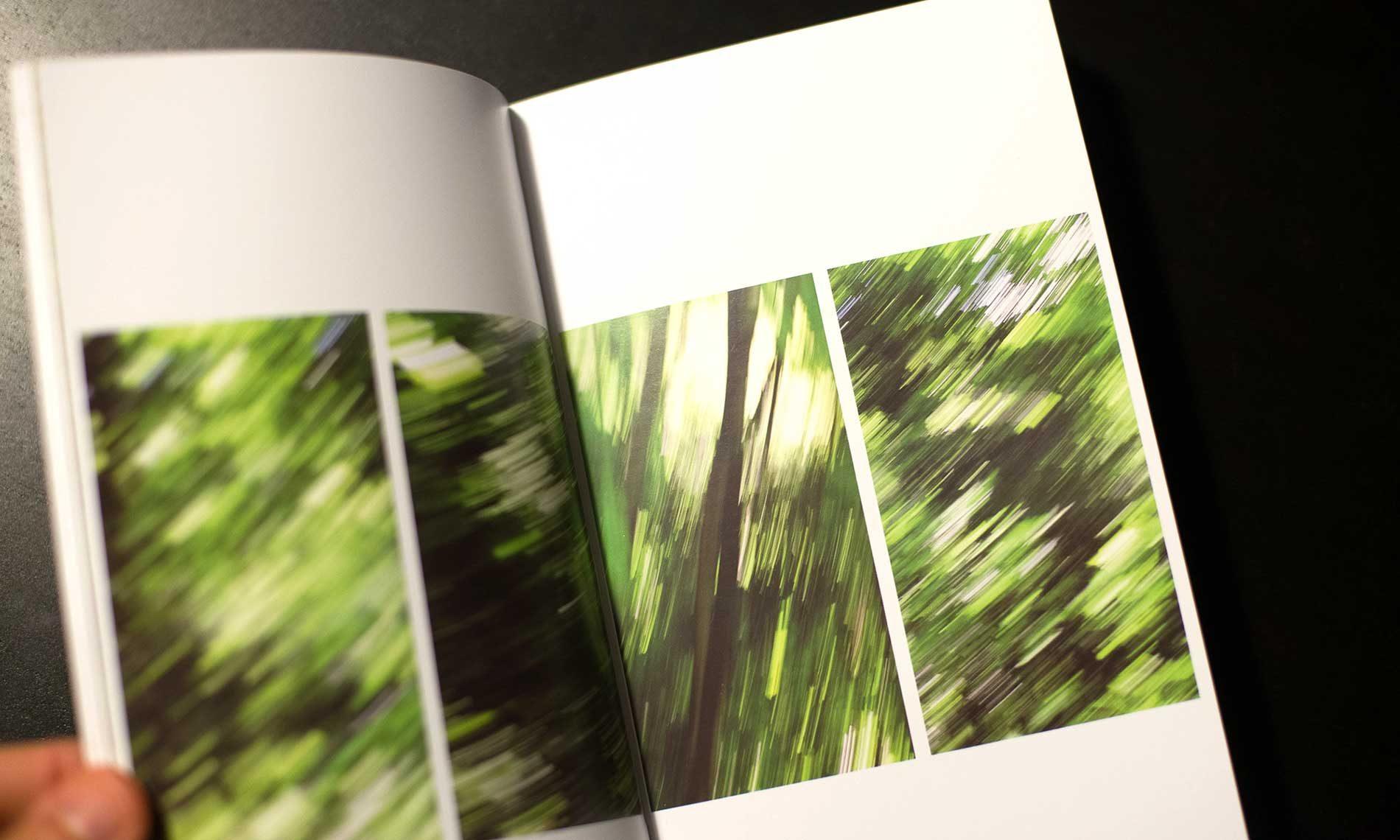 Terzo volume di Fogli e Scritte (fotografie di Mario Finotti)