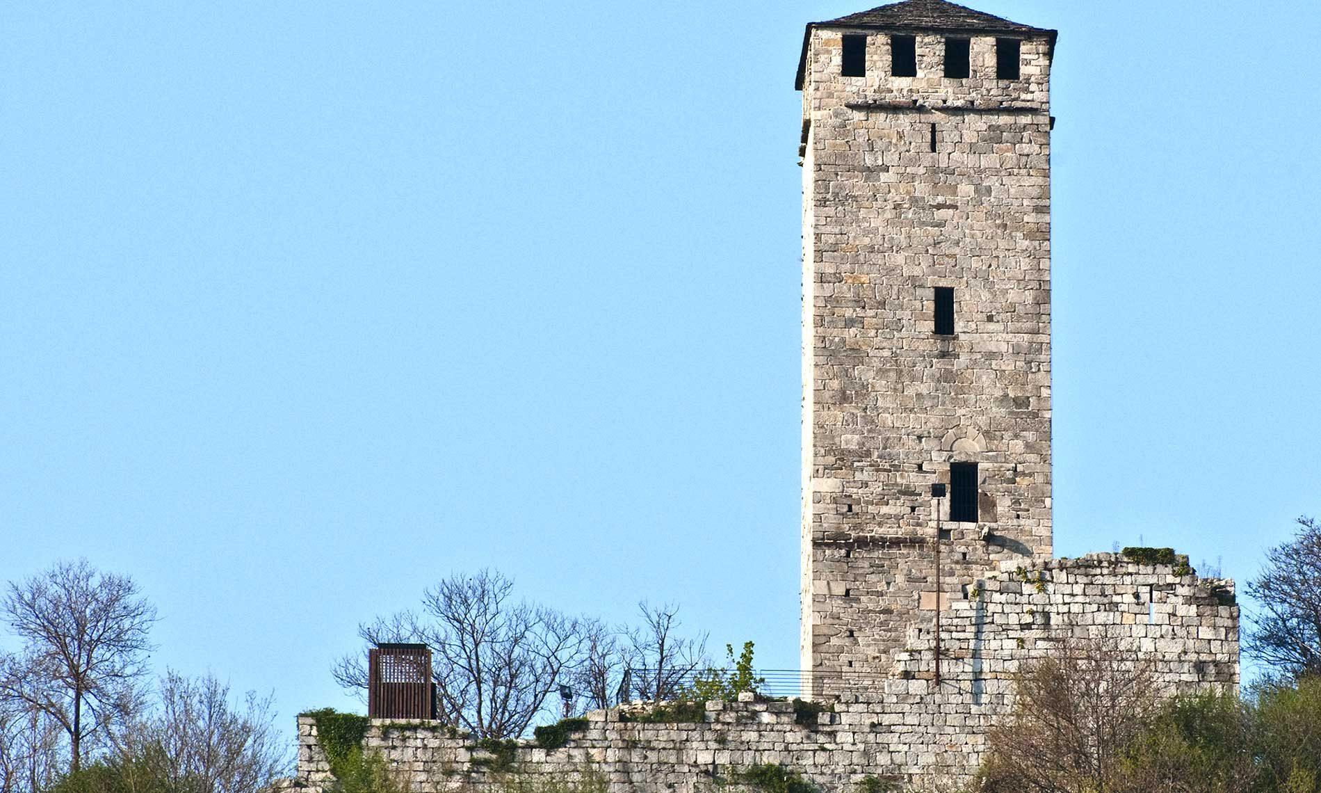 Torre di Buccione - Gozzano