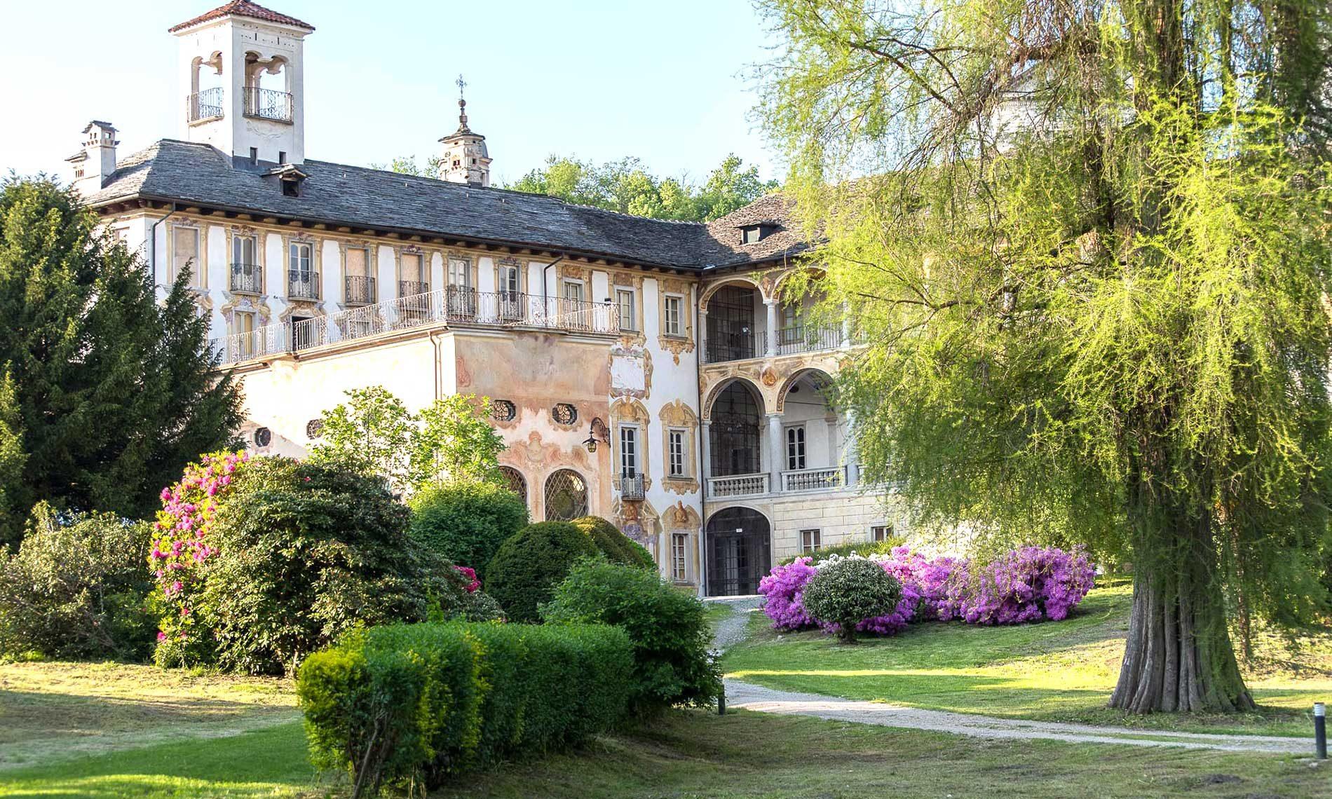 Villa Nigra - Miasino